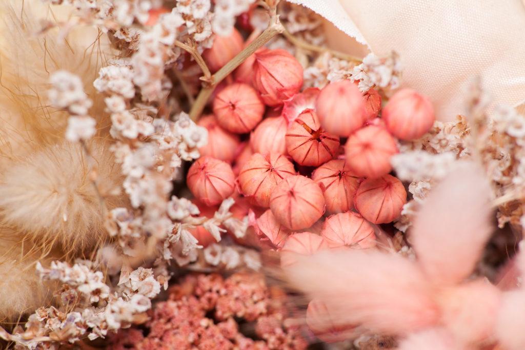 Blumenstrauß mit Nisi Close-Up Linse auf Canon 70-200 L bei 200mm